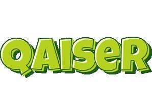 Qaiser summer logo