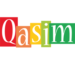 Qasim colors logo