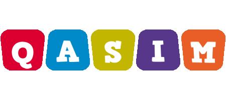 Qasim kiddo logo
