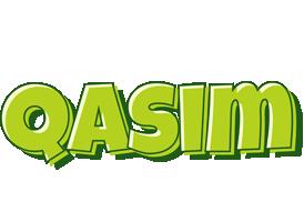 Qasim summer logo