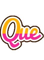 Que smoothie logo