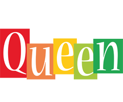 Queen colors logo