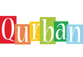 Qurban colors logo