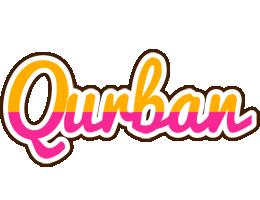 Qurban smoothie logo
