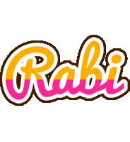 Rabi smoothie logo