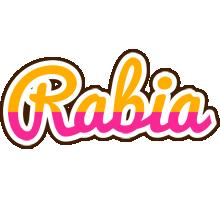 Rabia smoothie logo