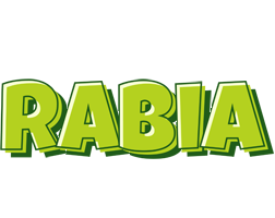 Rabia summer logo