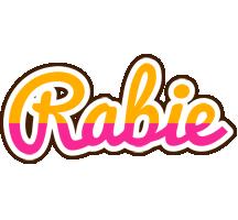 Rabie smoothie logo