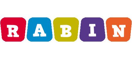 Rabin kiddo logo