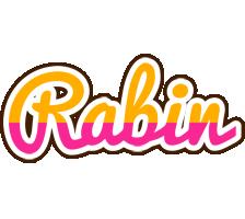 Rabin smoothie logo