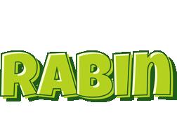 Rabin summer logo
