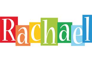 Rachael colors logo