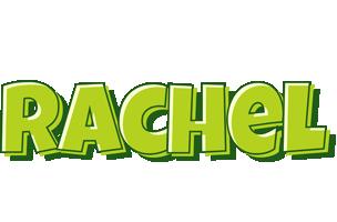 Rachel summer logo