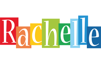 Rachelle colors logo