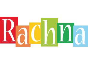 Rachna colors logo