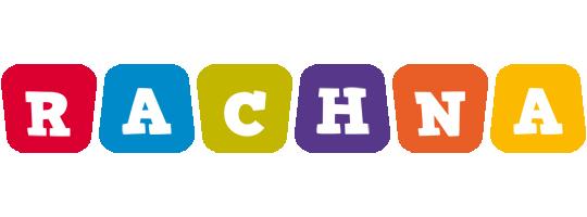 Rachna kiddo logo