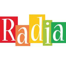 Radia colors logo