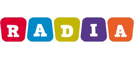 Radia kiddo logo