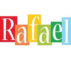 Rafael colors logo