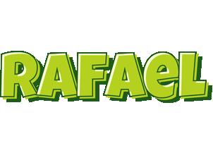 Rafael summer logo
