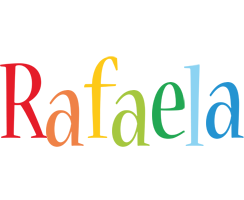 Rafaela birthday logo