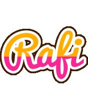 Rafi smoothie logo