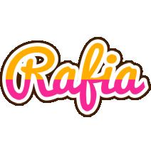 Rafia smoothie logo