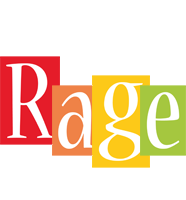 Rage colors logo