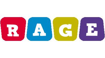 Rage kiddo logo