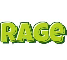 Rage summer logo