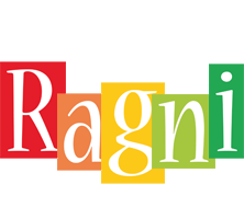 Ragni colors logo