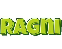 Ragni summer logo
