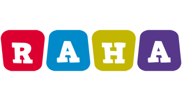 Raha kiddo logo