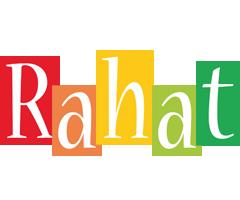 Rahat colors logo