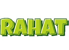 Rahat summer logo
