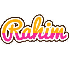 Rahim smoothie logo