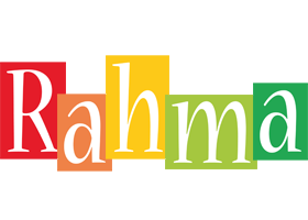 Rahma colors logo