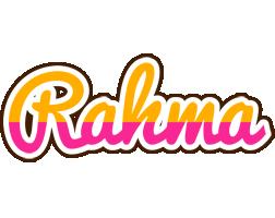 Rahma smoothie logo