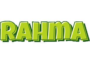 Rahma summer logo