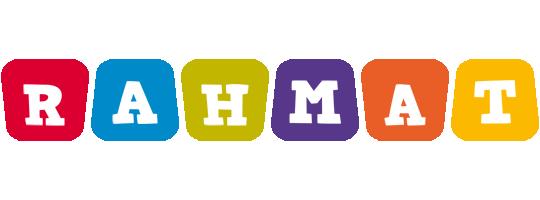 Rahmat kiddo logo