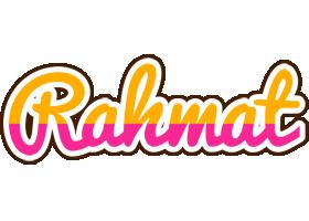 Rahmat smoothie logo