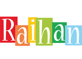 Raihan colors logo