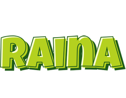 Raina summer logo