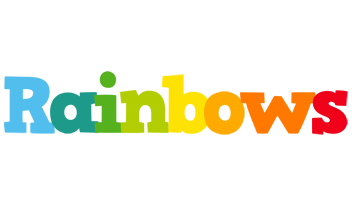 RAINBOWS logo effect. Colorful text effects in various flavors. Customize your own text here: http://www.textGiraffe.com/logos/rainbows/