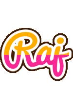Raj smoothie logo