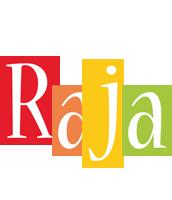 Raja colors logo