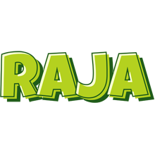 Raja summer logo