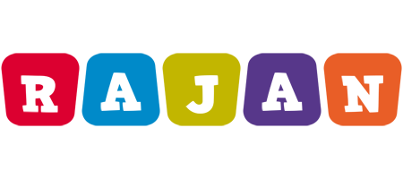 Rajan kiddo logo