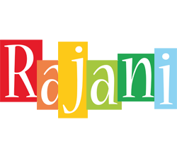 Rajani colors logo