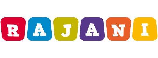 Rajani kiddo logo